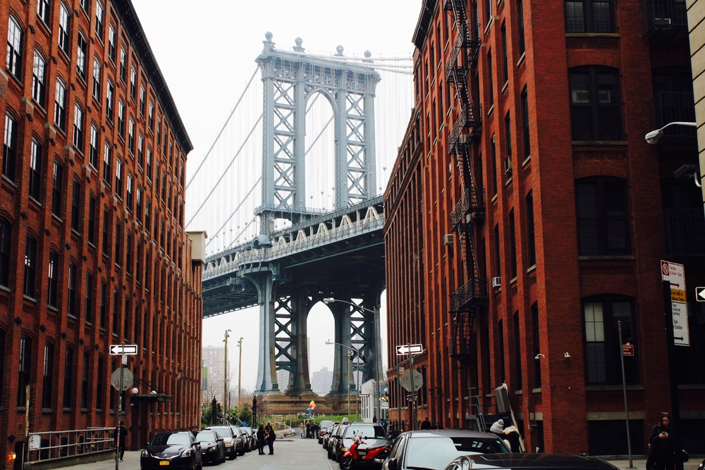 Fact: you didn't go to Dumbo unless you take this exact shot.