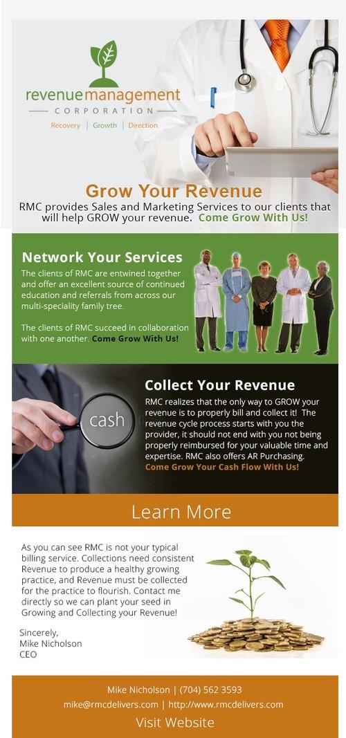 revenue management corporation brochure