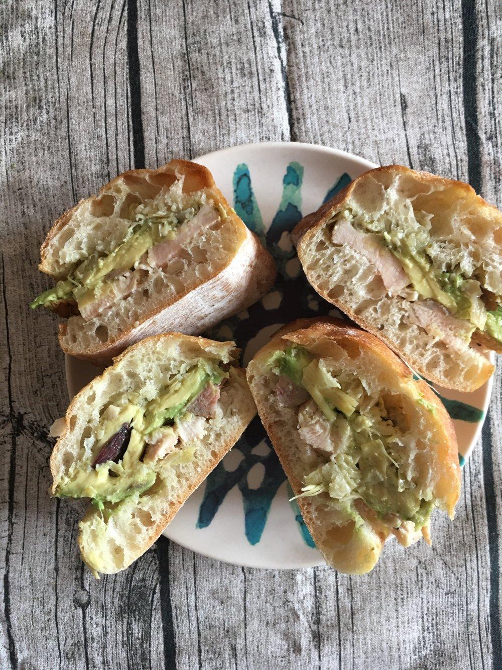 = Perfect Sandwich