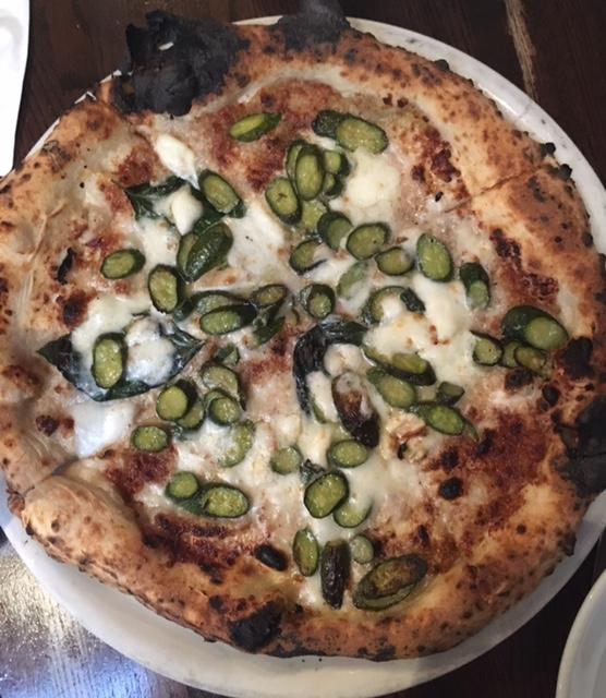 Don Antonio's Noci e Zucchini