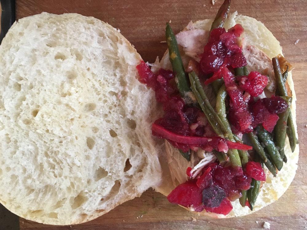 Step 2: Cranberry Sauce
