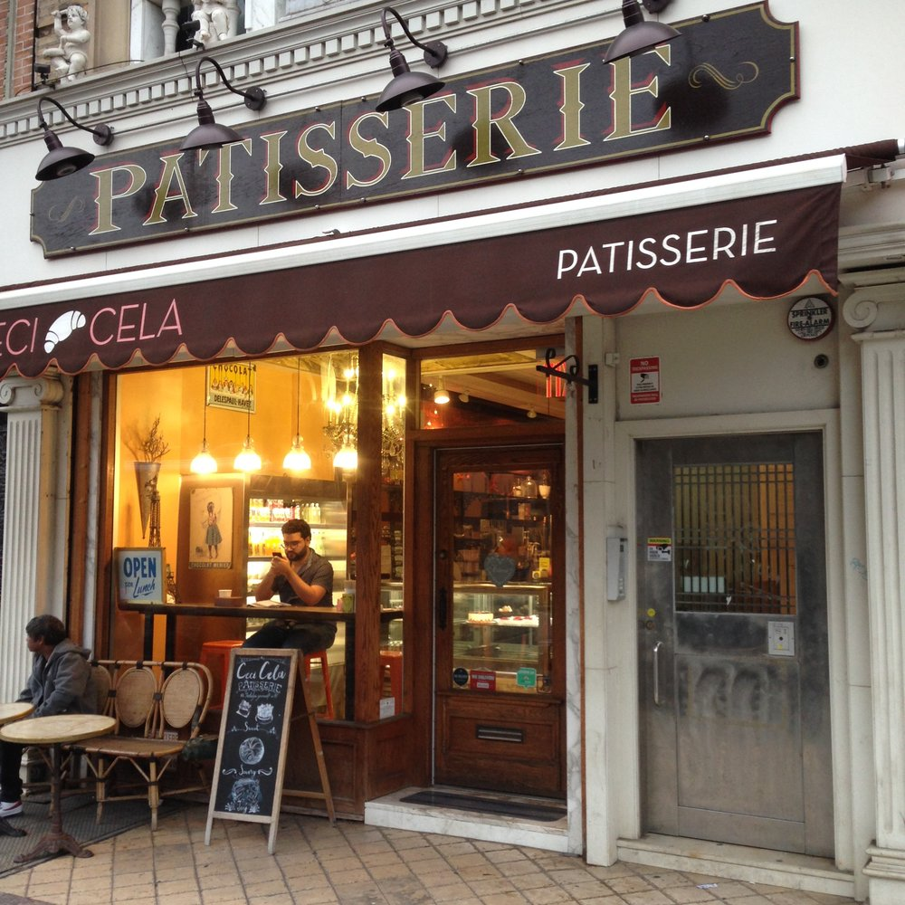 Paree in NYC (Delancey Street)