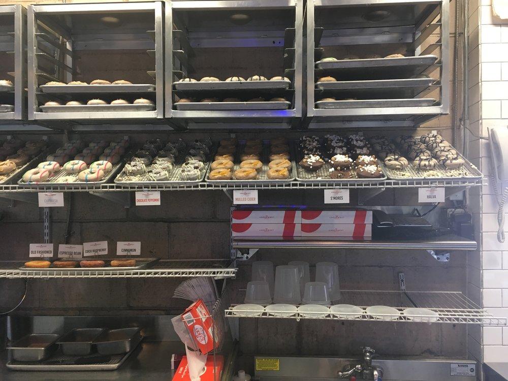 Underwest Donuts (& carwash)