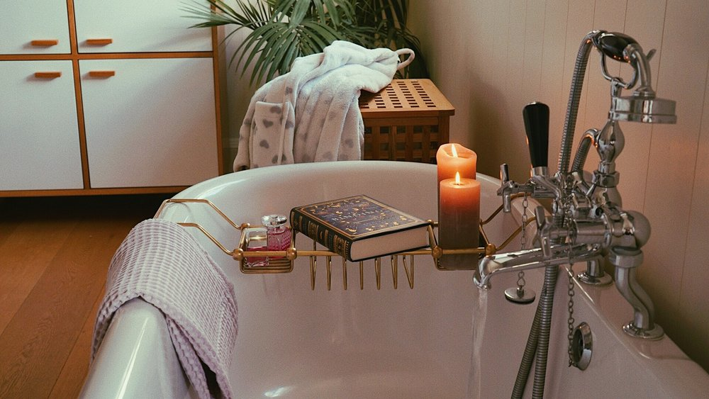 self care bath build a life you love