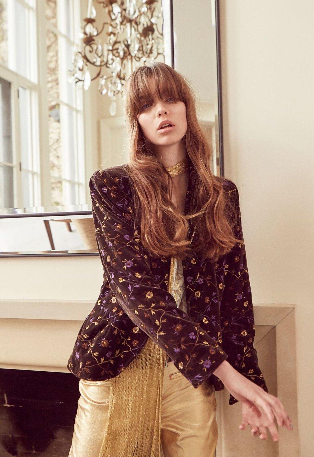 Frankie @IMG Models Photography  Liane Hurvitz  Styling  Melissa Nixon