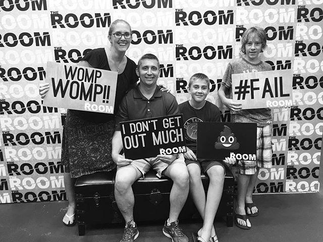 Almost! #theroomvb #escaperooms #escaperoom #puzzles #riddles #escaperoomvb #escaperoomvirginiabeach #escaperoomsvirginiabeach #hrva #757 #thingstodo #hamptonroads #vabch #vabeach #757 #757escaperooms