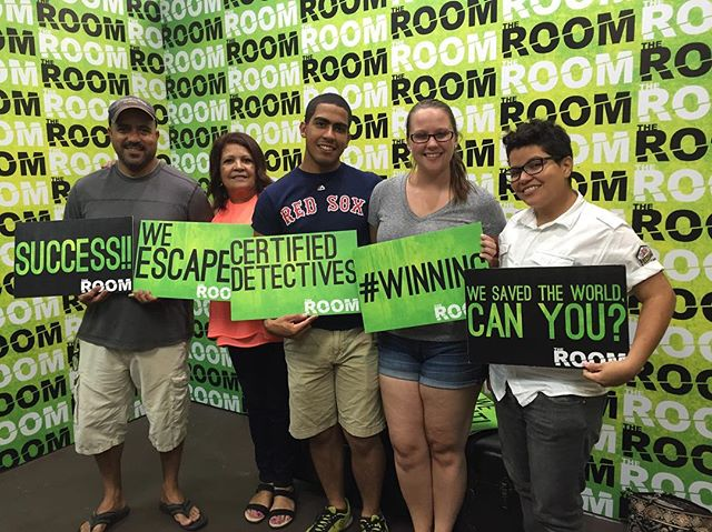 Way to go!!! #theroomvb #escaperooms #escaperoom #puzzles #riddles #escaperoomvb #escaperoomvirginiabeach #escaperoomsvirginiabeach #hrva #757 #thingstodo #hamptonroads #vabch #vabeach #757 #757escaperooms