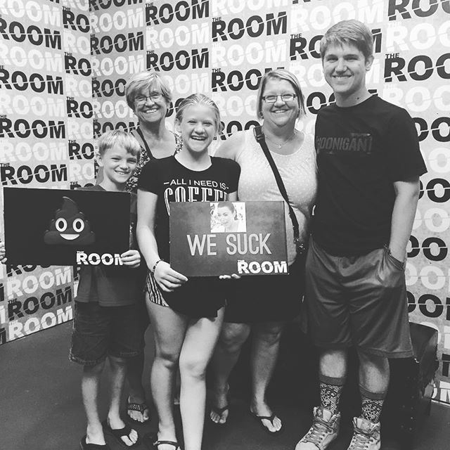Great job tonight! #theroomvb #escaperooms #escaperoom #puzzles #riddles #escaperoomvb #escaperoomvirginiabeach #escaperoomsvirginiabeach #hrva #757 #thingstodo #hamptonroads #vabch #vabeach #757 #757escaperooms