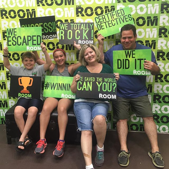 Fun game to watch! Great job! #theroomvb #escaperooms #escaperoom #puzzles #riddles #escaperoomvb #escaperoomvirginiabeach #escaperoomsvirginiabeach #hrva #757 #thingstodo #hamptonroads #vabch #vabeach #757 #757escaperooms