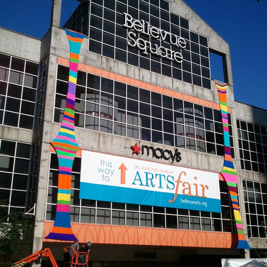 Bellevue Arts Fair Banners