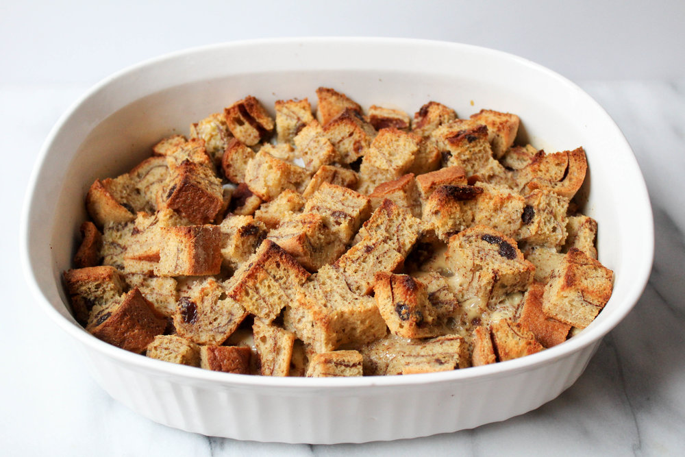 grain-free french toast casserole