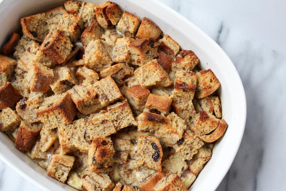 grain-free french toast casserole