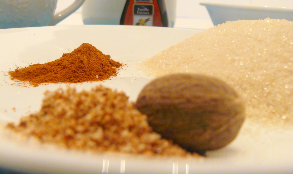Coconut Rice Pudding Spices