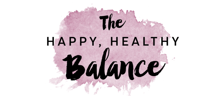 The Happy, Healthy Balance