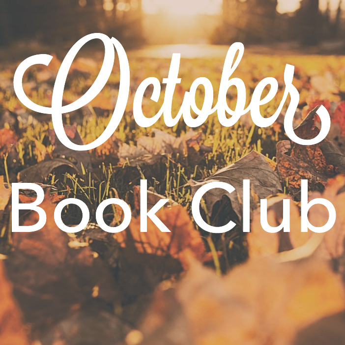 October Book Club with The Happy, Healthy Balance and Healthy Hits the Spot