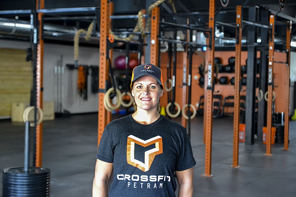 Gayle Rutter - CFL - 1CrossFit Kids Certified