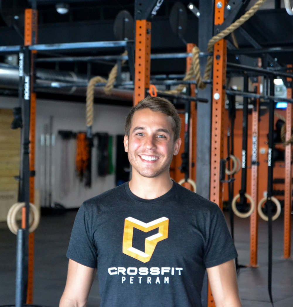 head coach - Marshall HawkinsCF-L2Marshall@CrossFitPetram.com