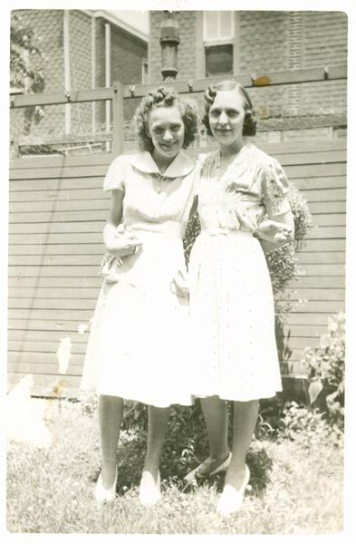Ellen and Rose Sage