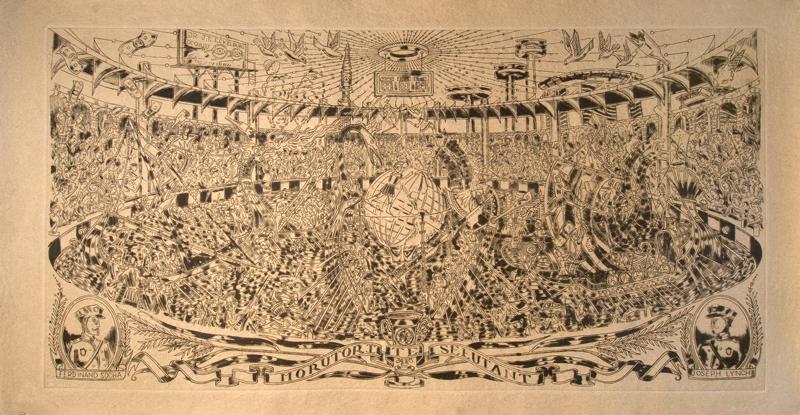 Morutori Te Selutant (Phragmites Print), 2009