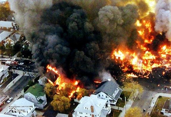 November 12, 2001 plane crash