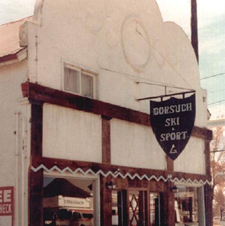 Original Gorsuch Store (Gunnison)