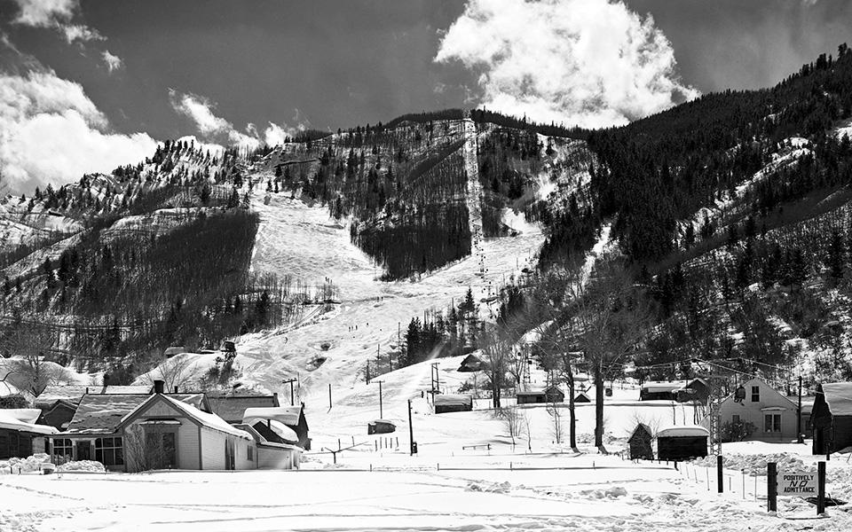 Aspen Mountain 1947