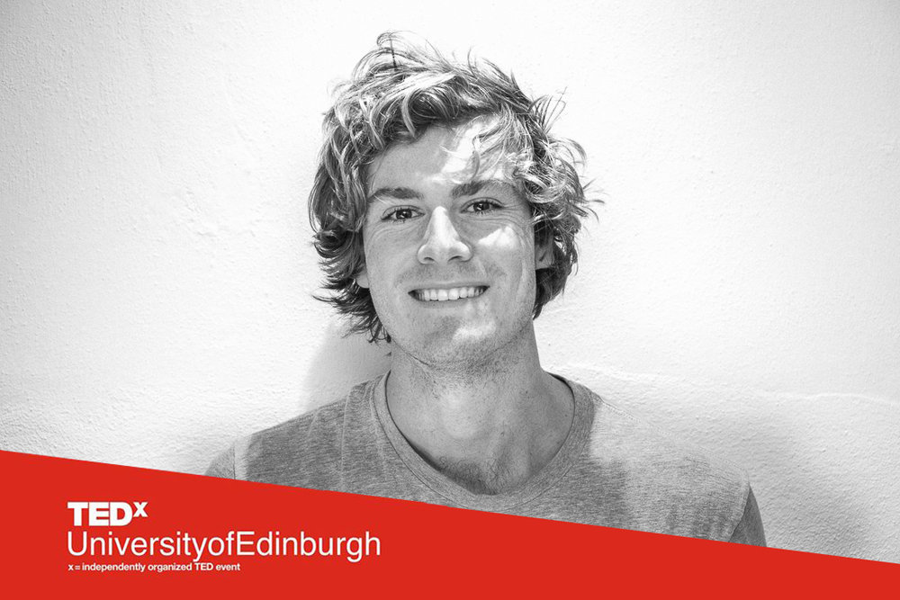 "TEDx Edinburgh I'll be speaking at TEDx Edinburgh on the 21st of February - ""a full day of engaging TED talks inspiring thought, discussion and action."" Tickets"