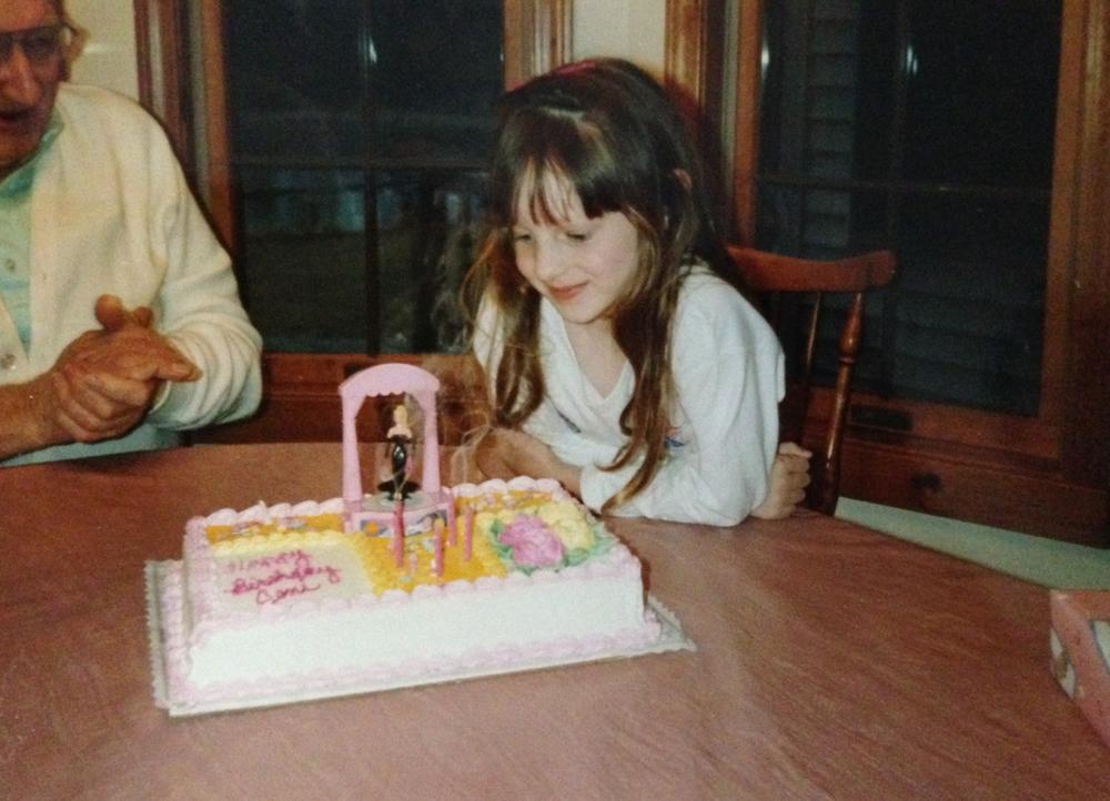 Birthdays by Jeni Molitor