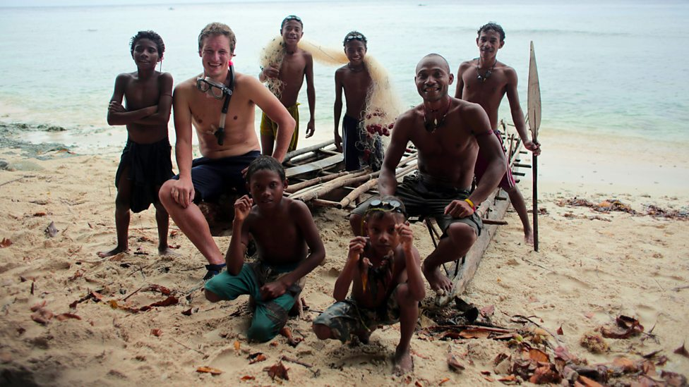 Will Millard - Hunters of the South Seas (BBC Two)