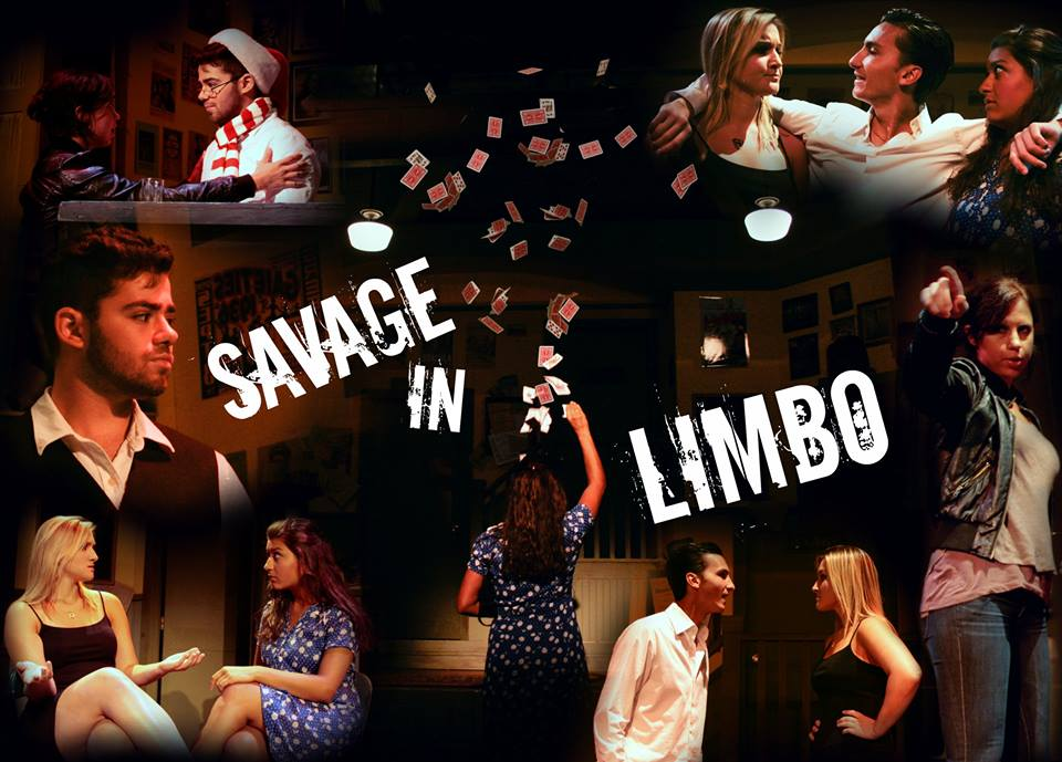 Savage in Limbo - Cape May Stage