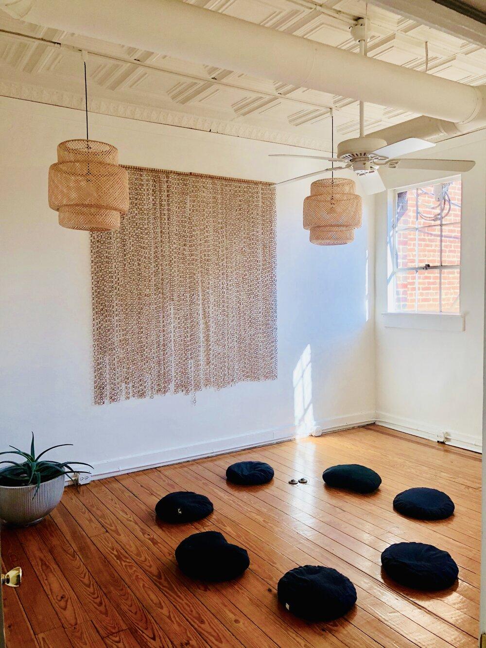 Apr 11: Intro to Meditation
