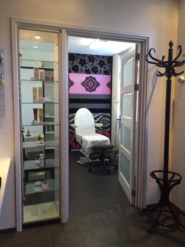 Onze pedicure salon voor een pedicure behandeling in Veendam