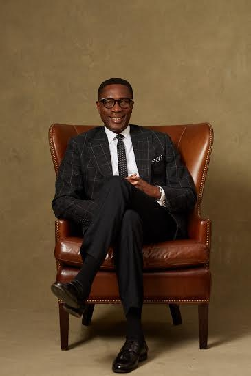 Dr Tony Rapu Picture credit: Obi Somto Photography