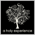 a holy experience button