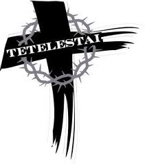 tetelestai cross