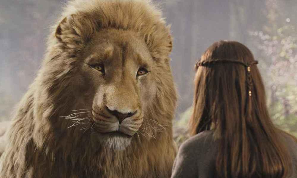 aslan & lucy