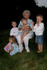 Mom's 85th