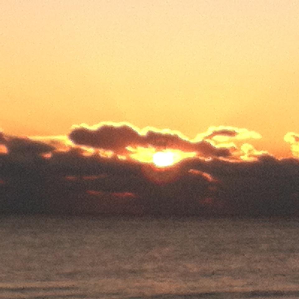 sunrise #2 12-2013