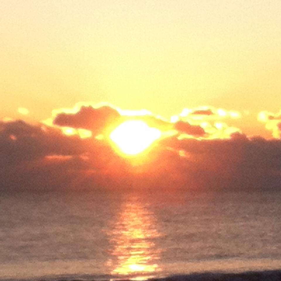 sunrise #3, 12-2013