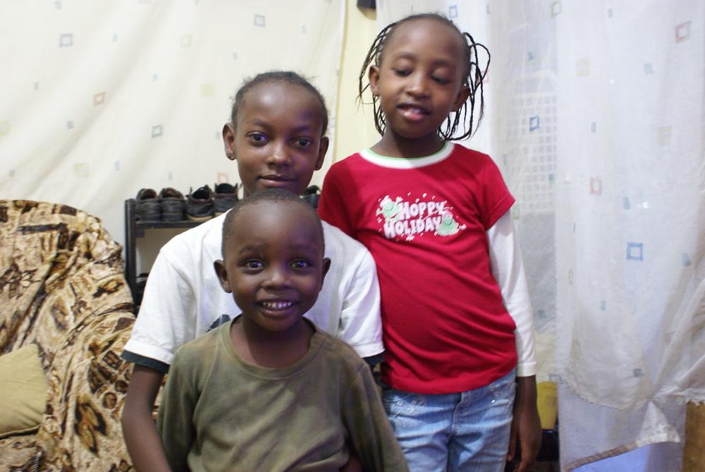 Sammy's children