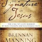 signature of Jesus