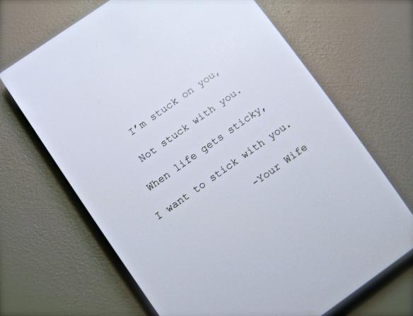 text, beth's valentine
