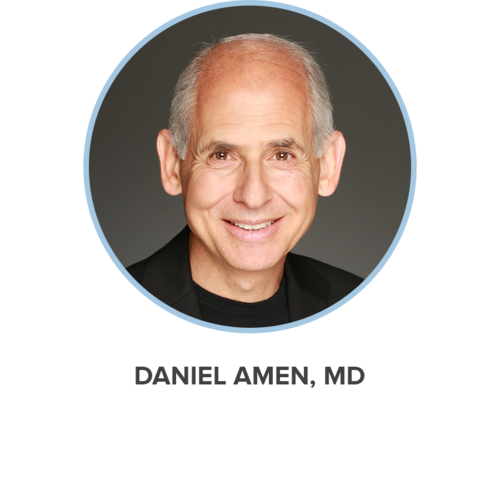 DANIEL AMEN, MD