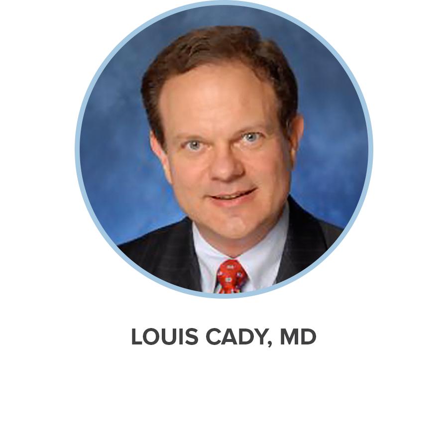 LOUIS CADY, MD