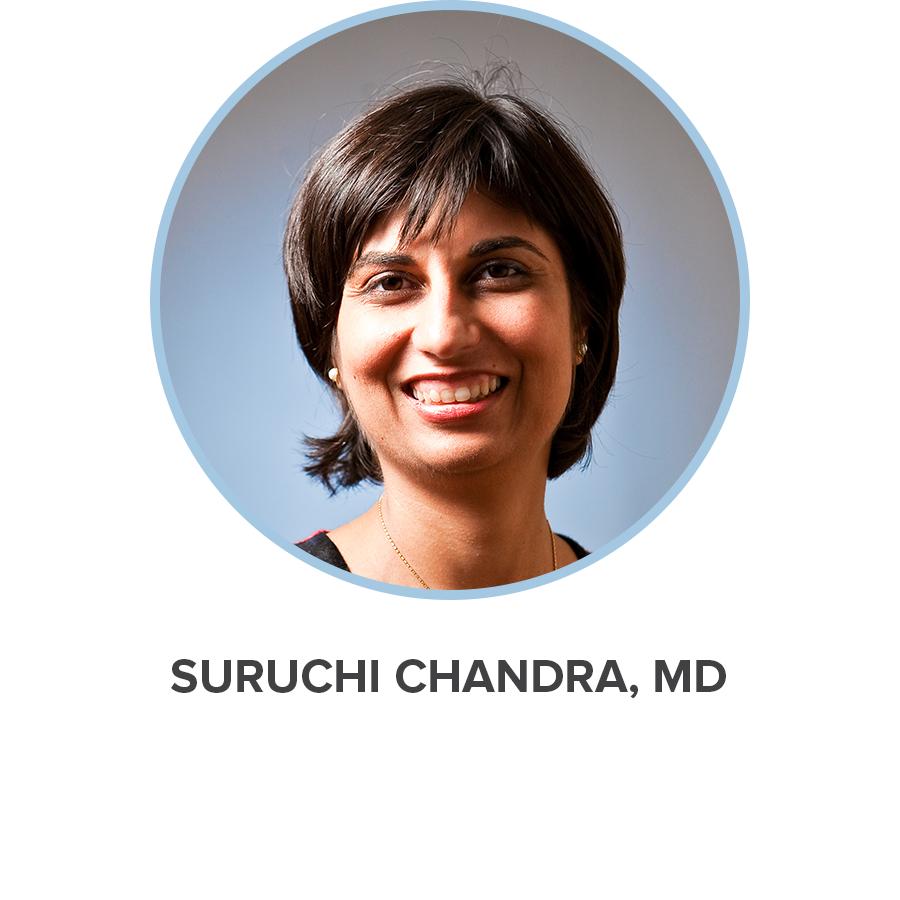 SURUCHI CHANDRA, MD