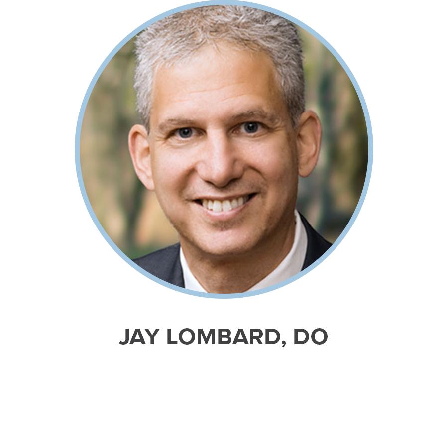 JAY LOMBARD, DO