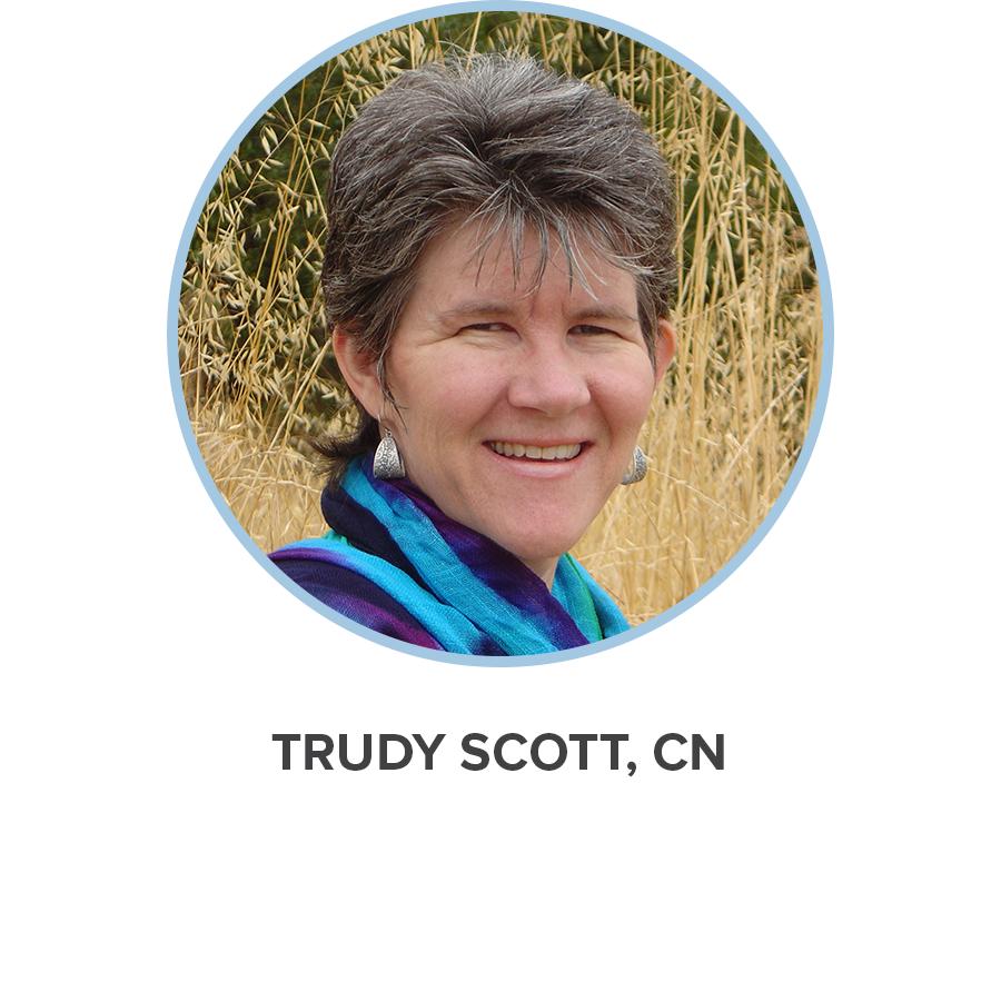 TRUDY SCOTT, CN