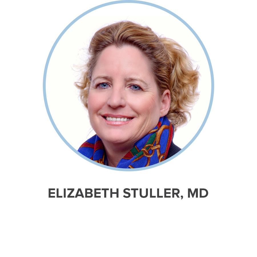 ELIZABETH STULLER, MD