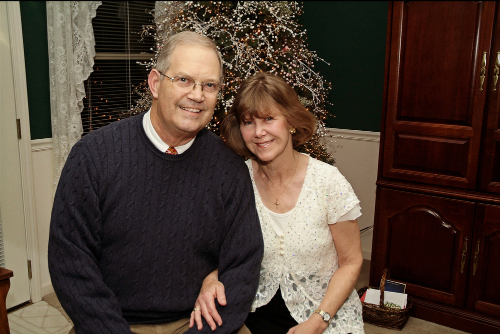 Steve & Leslie Kelly, Founders