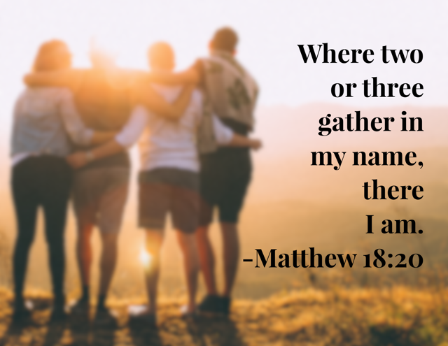 Group Spiritual Direction